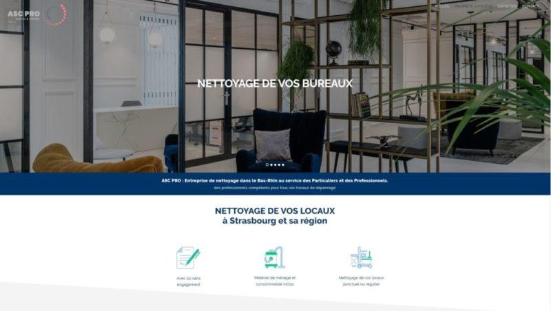 Capture site web ascpro