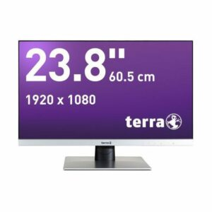 ECRAN TERRA LED 2462W silber DP/HDMI GREENLINE PLUS
