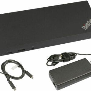 Lenovo DUD9011D1 USB-C/USB 3.0 réplicateur de Port INCL. 135W Chargeur